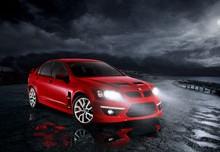 TT Project: Holden HSV